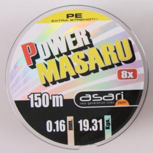 TRENZADO ASARI POWER MASARU
